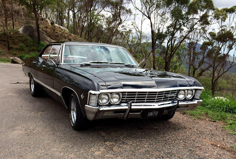 "1967 Chevy Impala ""Huntress"""