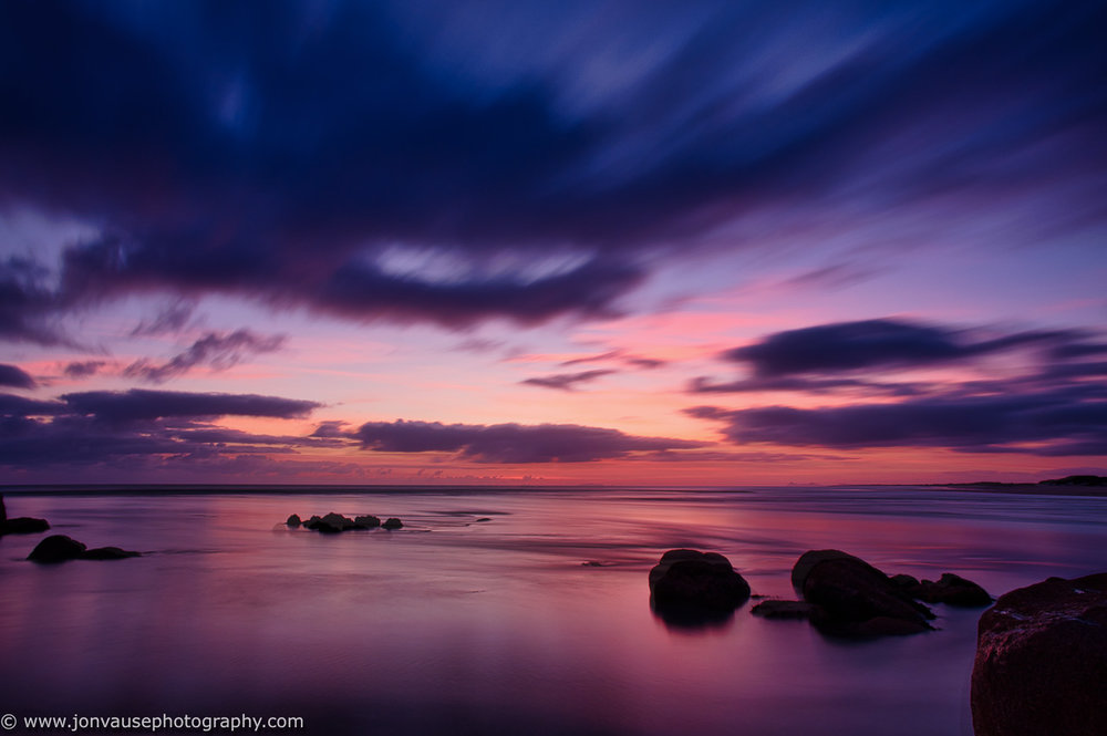 NE River Flinders Island