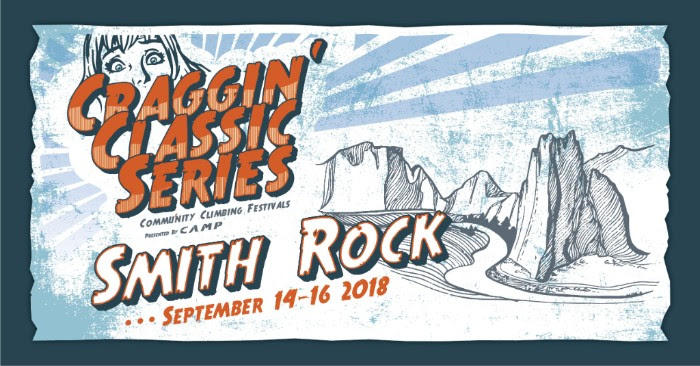 Smith Rock Craggin' Classic
