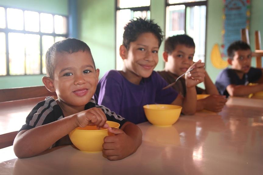 Cafeteria Table Three.JPG