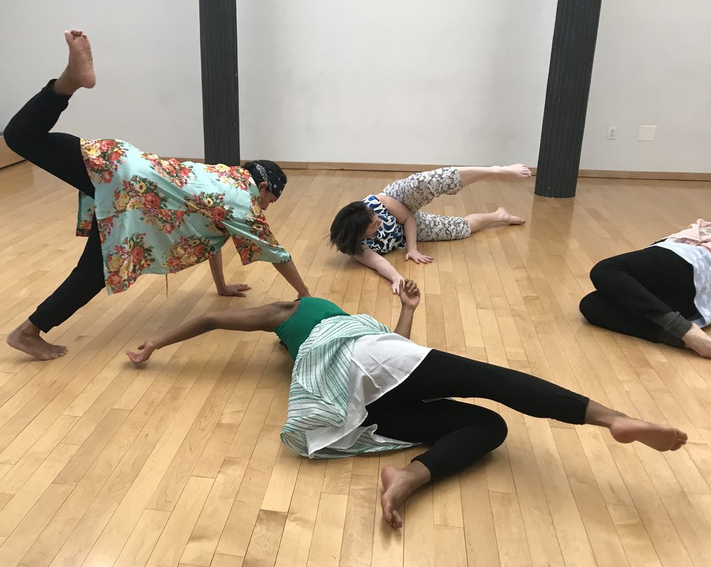 Events — ANNIE SAILER DANCE