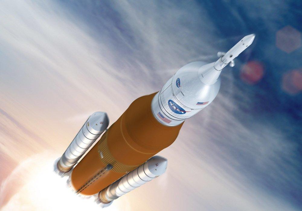 NASA SLS
