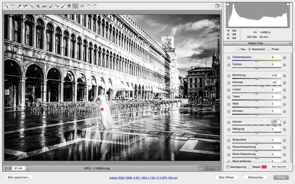 Bildbearbeitung - LIK Akademie für Foto und Design