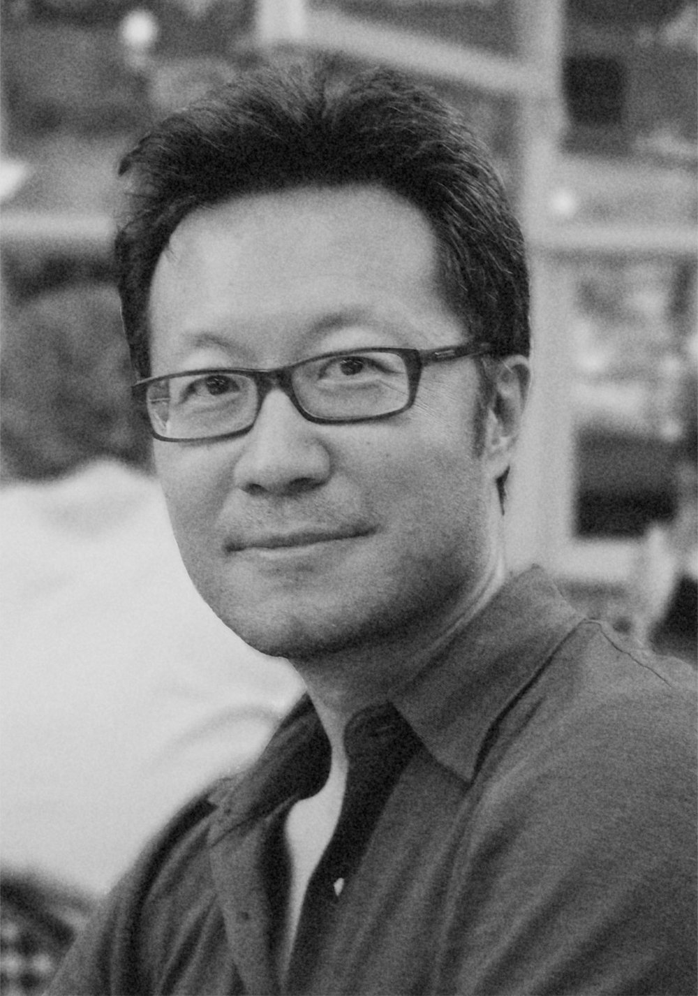 JACK HSU ,  Co-Chief Creative Officer