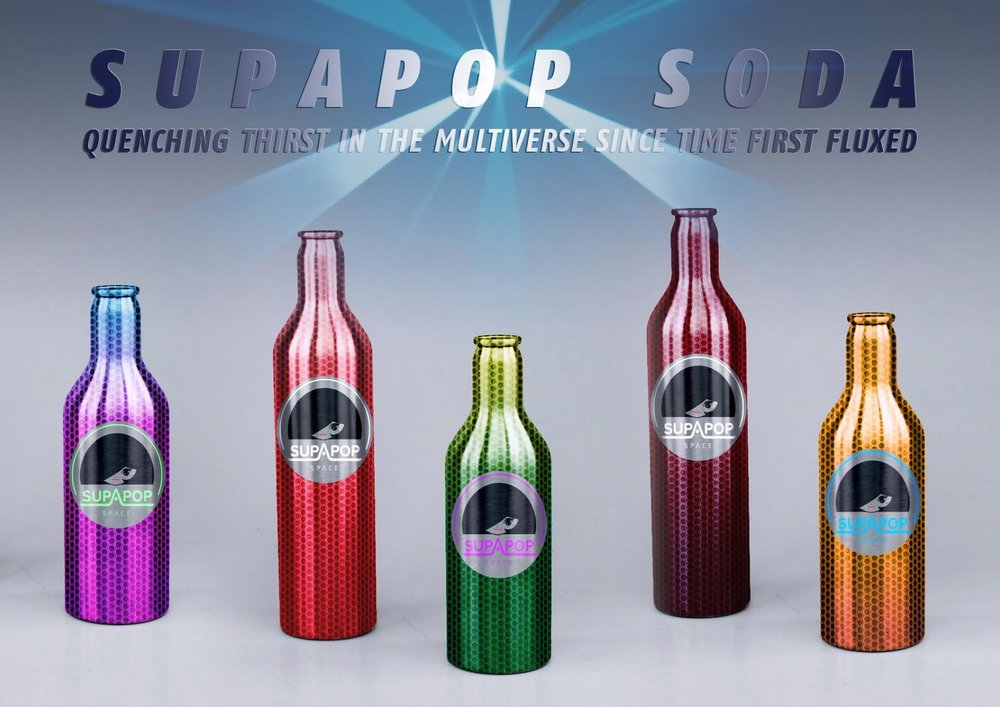 SupaPop Soda
