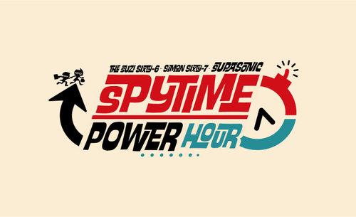SPYTIME!
