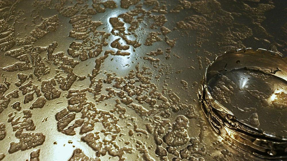 52. Tekstūrinis paviršius dengtas patinuotu aliuminiu.