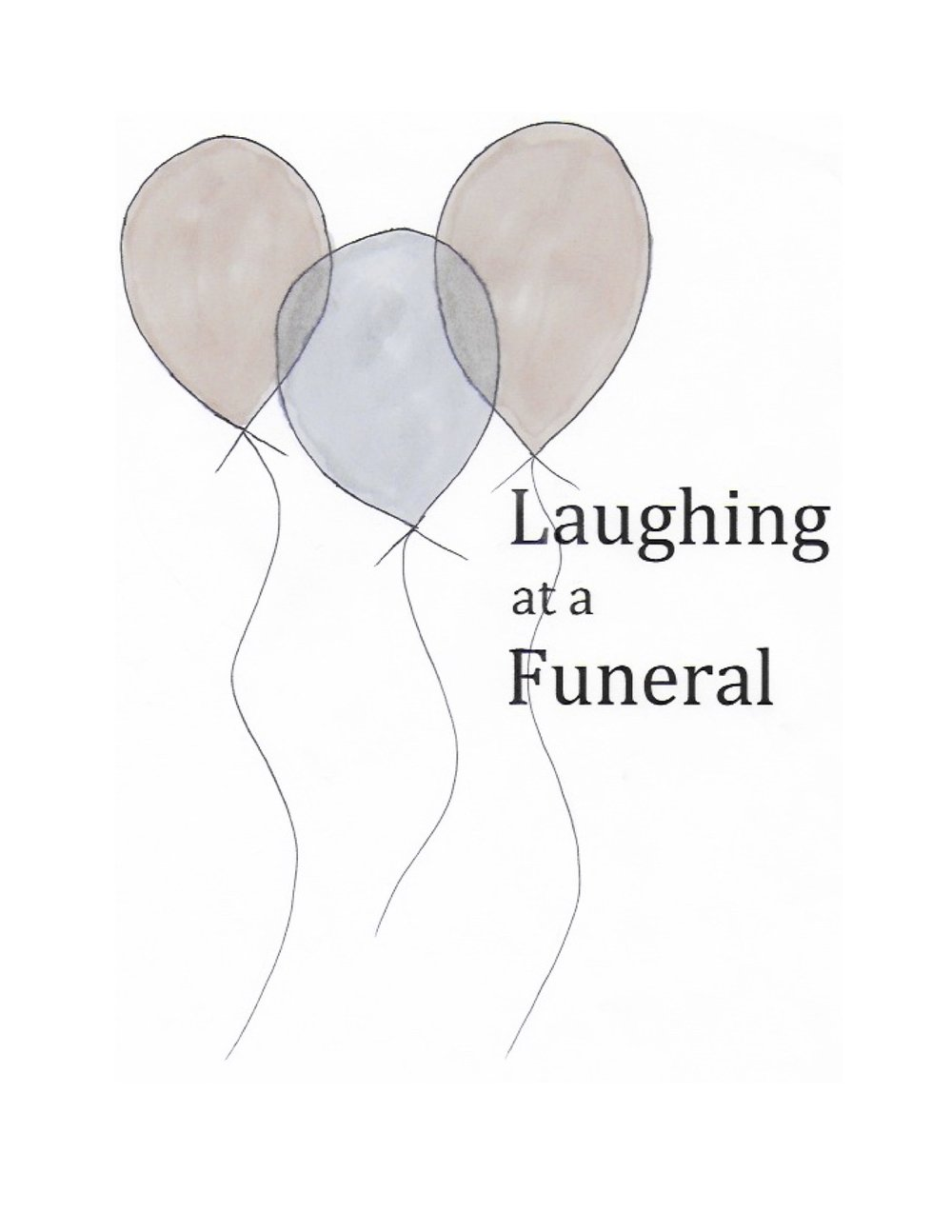 """Laughing at a Funeral - Laughing at a Funeral follows the story of Violet, a senior in high school who discovers a talent in an apathetic ability to tell people bad news. She thrives off of the satisfaction of telling the high and mighty """"popular kids"""" that their cars have been totalled or their boyfriends are cheating on them. However, Violet's own heartbreak has lead her to these drastic and incomprehensible measures, which she begins using as a means to make money. Friends, family, and even strangers pay her to tell others the bad news they can't muster up the confidence to divulge themselves.This makes her happy, until she meets high school soccer star and class president Arlen James, her complete opposite. He is nice, friendly, likeable and involved in more lighthearted activities than she is. Having him as her lab partner changes her perspective in ways she never could have thought or is even comfortable with. Between him and her erratic friend Dio (chocolate addict and misinterpreted 'crazy person') Violet is being torn into the two halves of her personality.Does the view she has of herself—cynical beyond all repair—really reflect who she is? Is her sympathy towards Arlen a show of weakness? Or is life not so black and white after all? Violent begins to realize that high school is the worst time for a girl to uncover who she really is as a person."""