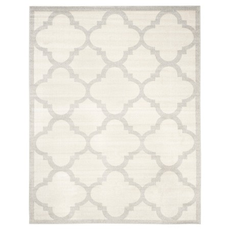 Arles Rectangle Patio Rug - Beige/Light Grey - Safavieh from Target.com. Click image for purchasing info =)