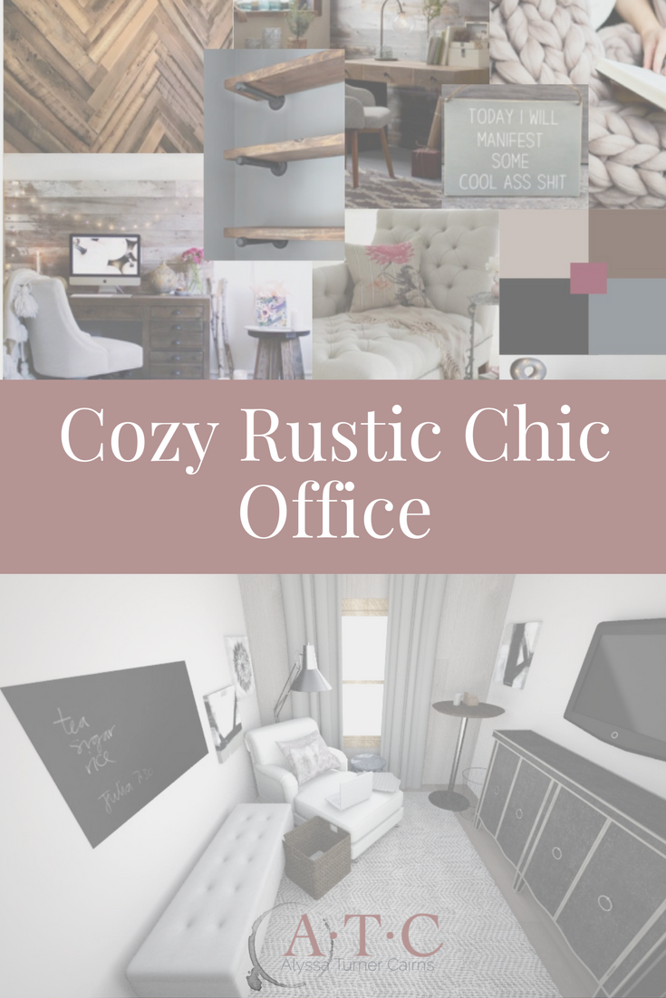 CozyRusticOffice