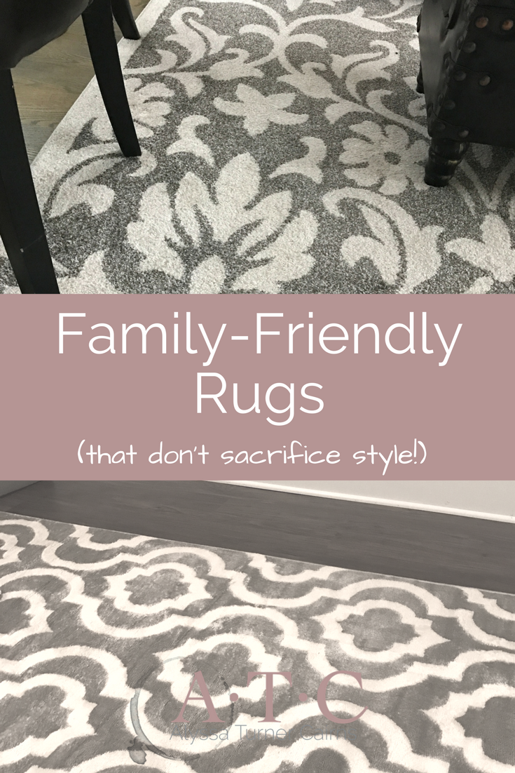 Family Friendly Rugs With Style Alyssa Turner Cairns