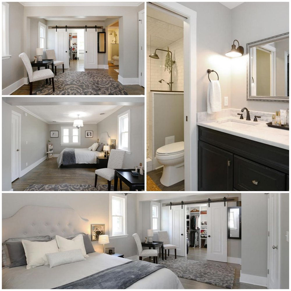 Master Suite Design and Renovation