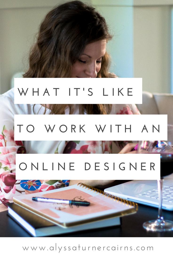 online design client
