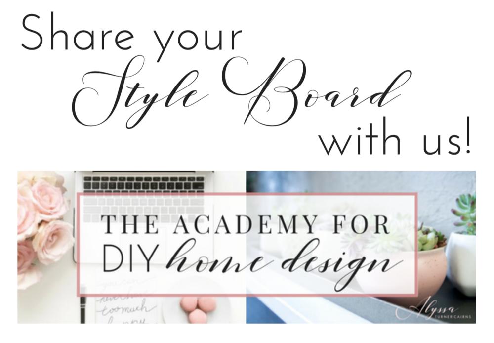 share style board