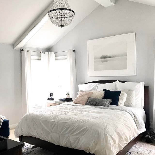 Happy weekend! It's the last slow Saturday morning of holiday break and I'm soaking up the moments snuggling my kiddos and watching the sun rise with coffee to the sweet jingles of Bubble Guppies 😂🐠☕️🥰 This lovely bedroom was probably one of my favorite transformations all year. We kept original furniture and bedding, managed the budget by only adding high impact items, and created a retreat worthy of the most luxurious of lazy mornings!  #motherhoodrising ⠀ #ig_motherhood ⠀ #thehappynow ⠀ #mynameismama ⠀ #acupofmotherhood ⠀ #stopdropandmom ⠀ #motherhoodinspired ⠀ #motherhoodsimplified ⠀ #lifeasmama ⠀ #myhonestmotherhood ⠀ #moments_of_mom ⠀ #justmomlife ⠀ #slowmotherhood ⠀ #styleathome