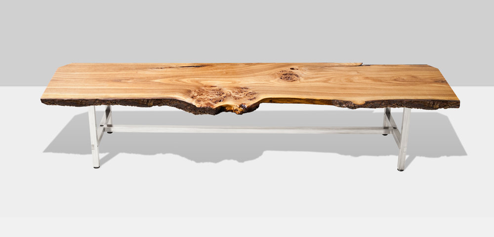 ELM T TABLE