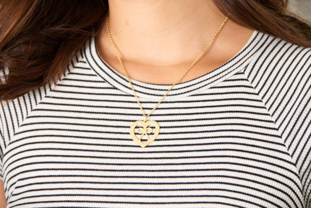 Love Forever pendant