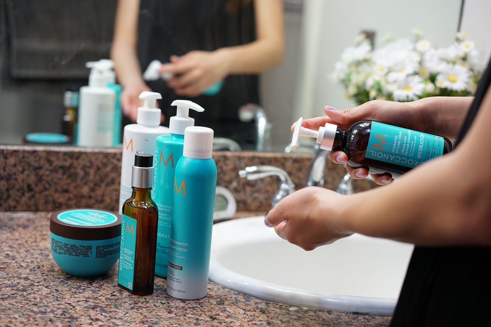 Moroccanoil Hydration Collection