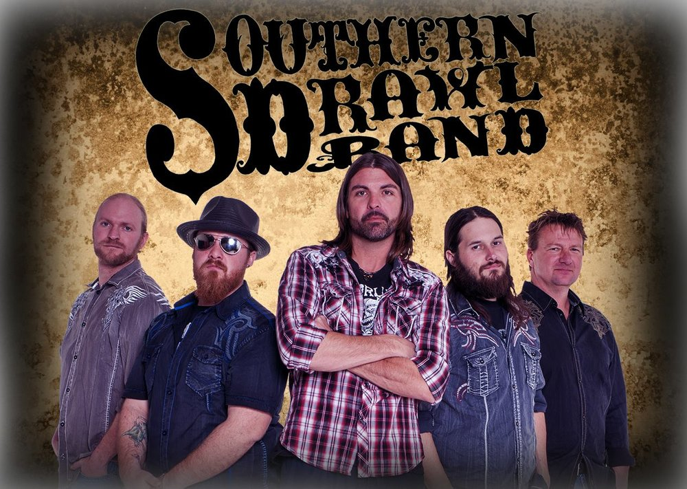 The Southern Drawl Band! Save the date!! July 15 @ Fort Peck Marina in Fort Peck, MT. Montana Warriors On The Water benefit concert! Come listen to a fantastic band and help support MWOTW in recognizing some of our nation's deserving veterans. A great chance to meet the 2017 Fort Peck Fishing Trip veterans! This concert is sponsored by a group of patriot minded people in the Glasgow - Fort Peck area. A big shout out to David and Anne Bradley, Farm Equipment Sales, Cottonwood Inn and Fort Peck Marina for their sponsorship of this concert!