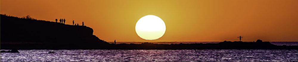 Sunset, Tamarindo Beach, Costa Rica