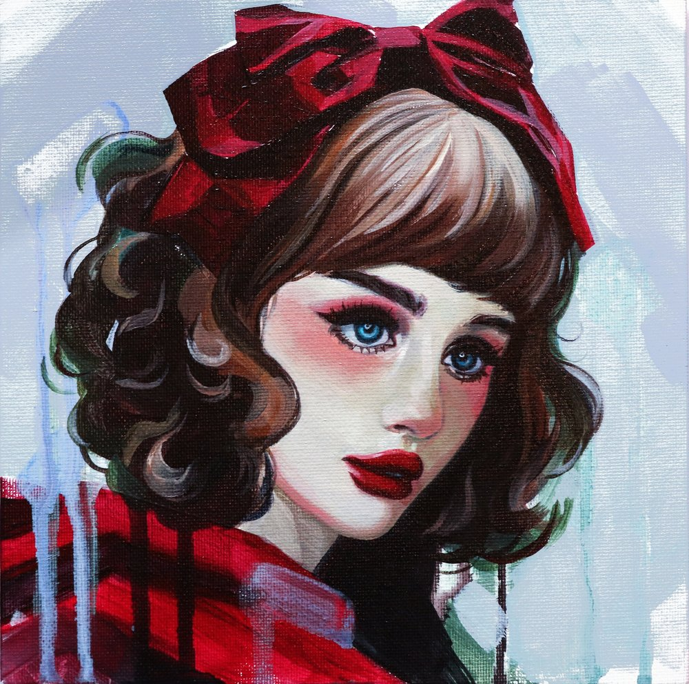 Red Riding Hood - 20 x 20 cm photo-01.jpeg