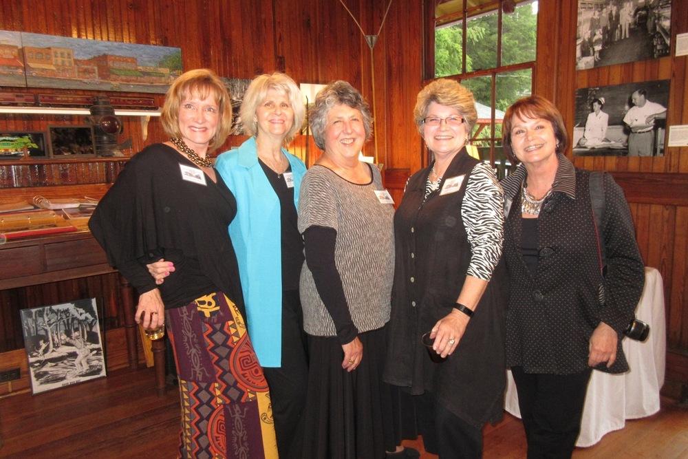 ladies of depot.JPG