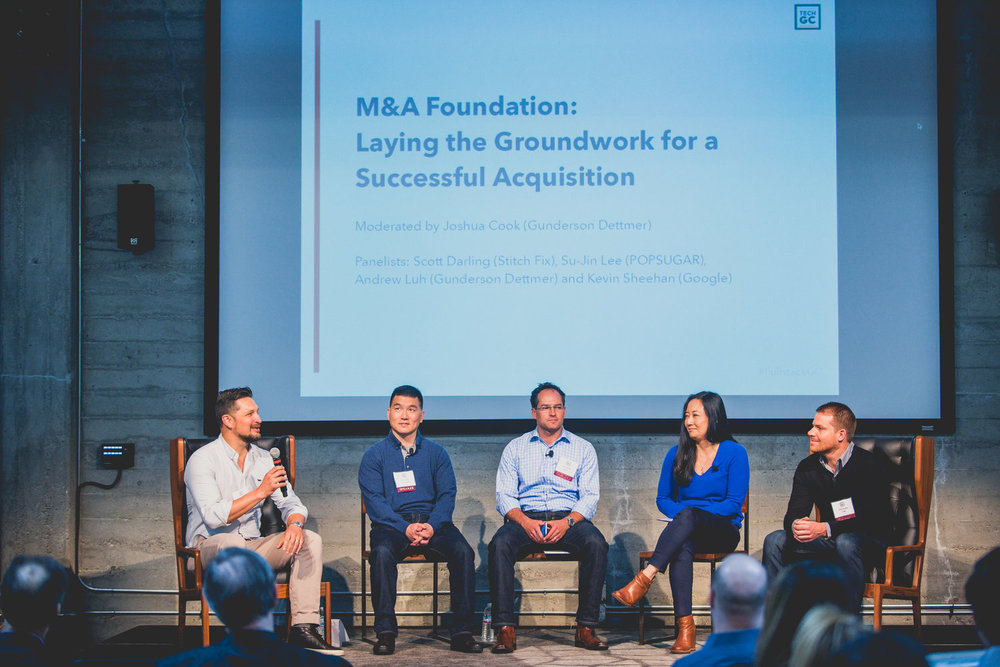 Panel: Laying the Groundwork for a Successful Acquisition