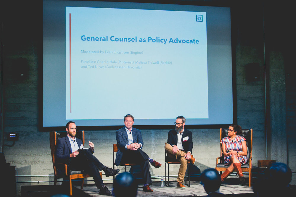 Panel: General Counsel as Policy Advocate
