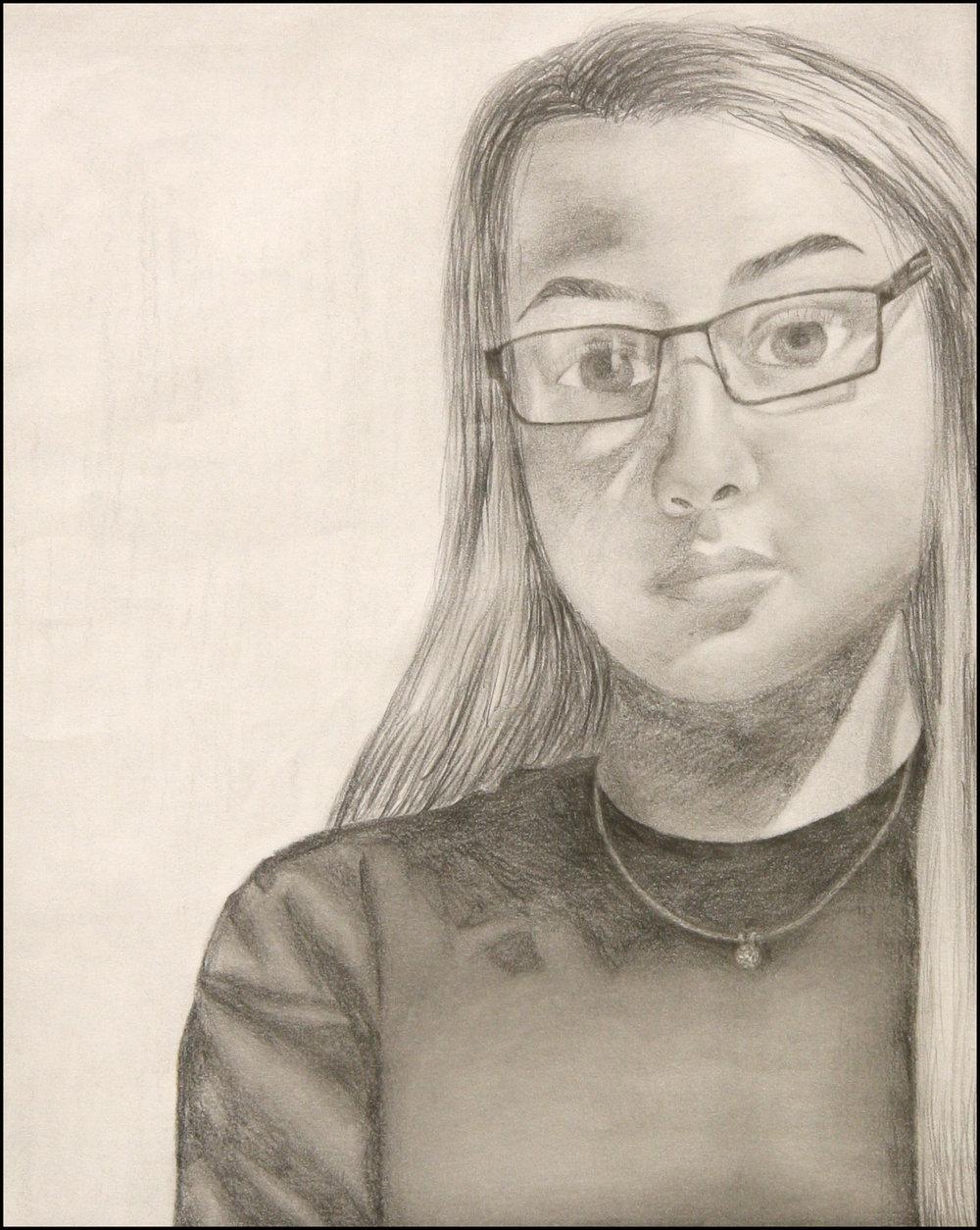 Kayla Grade 9