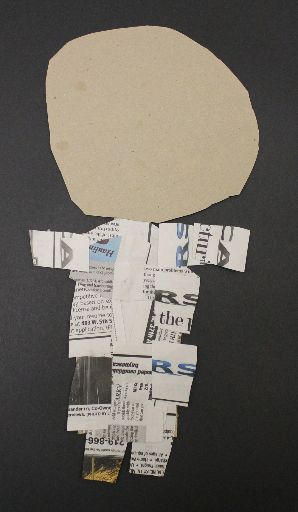 2nd Grade: Jace M. - Reduce, Reuse, Recycled Robots (Work In Progress)