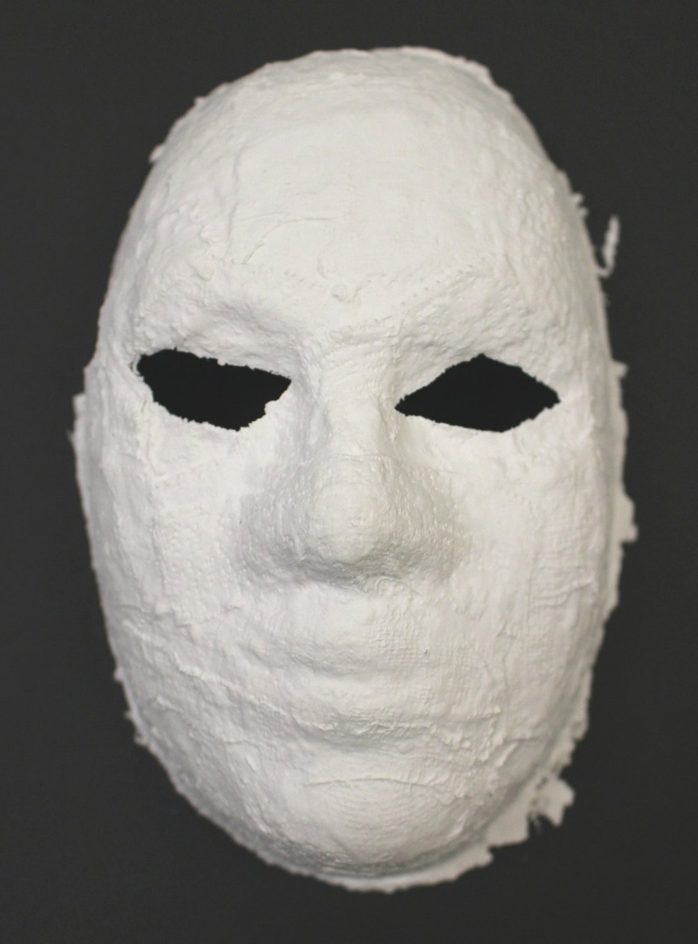 Grade 3: Adrian M. - Venetian Mask (Work In Progress)