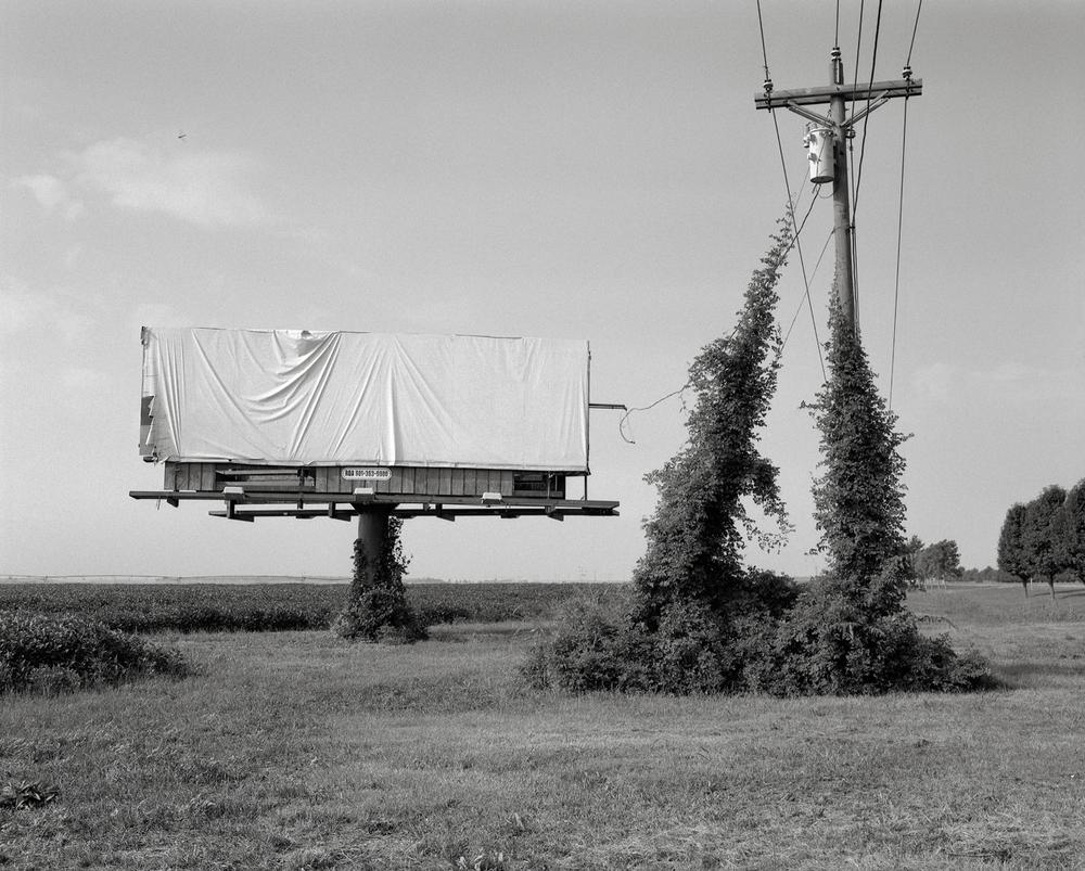 Along Highway 61, Mississippi