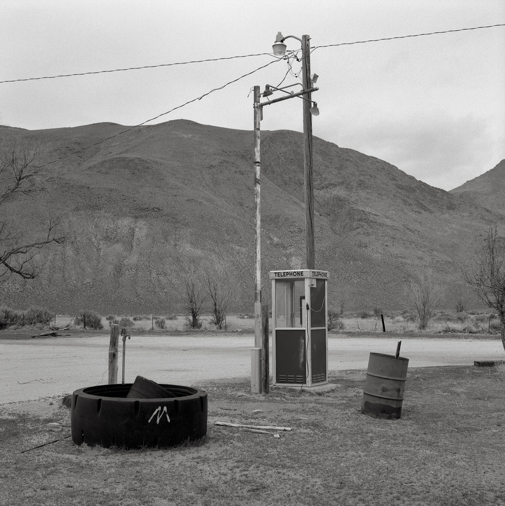 Telephone Booth, Eastern Oregon