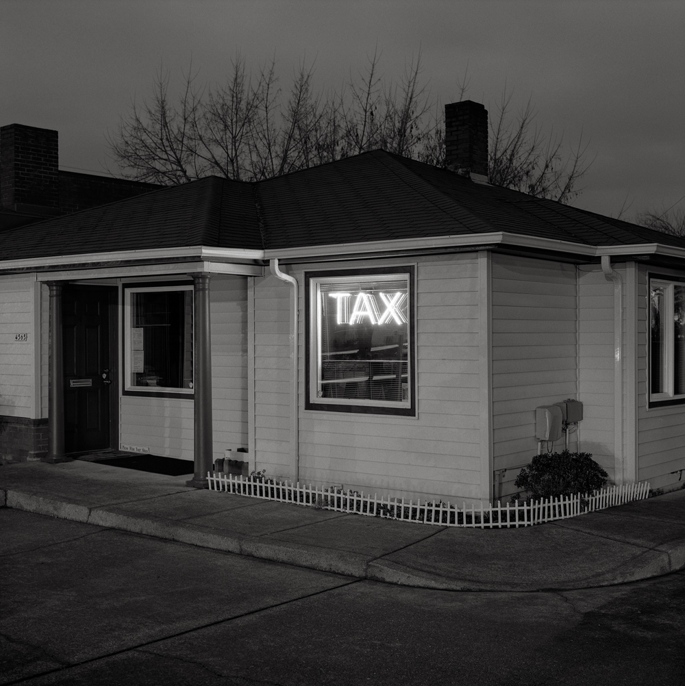 Tax, Beaverton