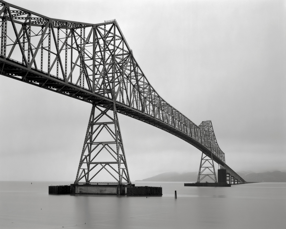 Astoria Bridge, Columbia River, Oregon