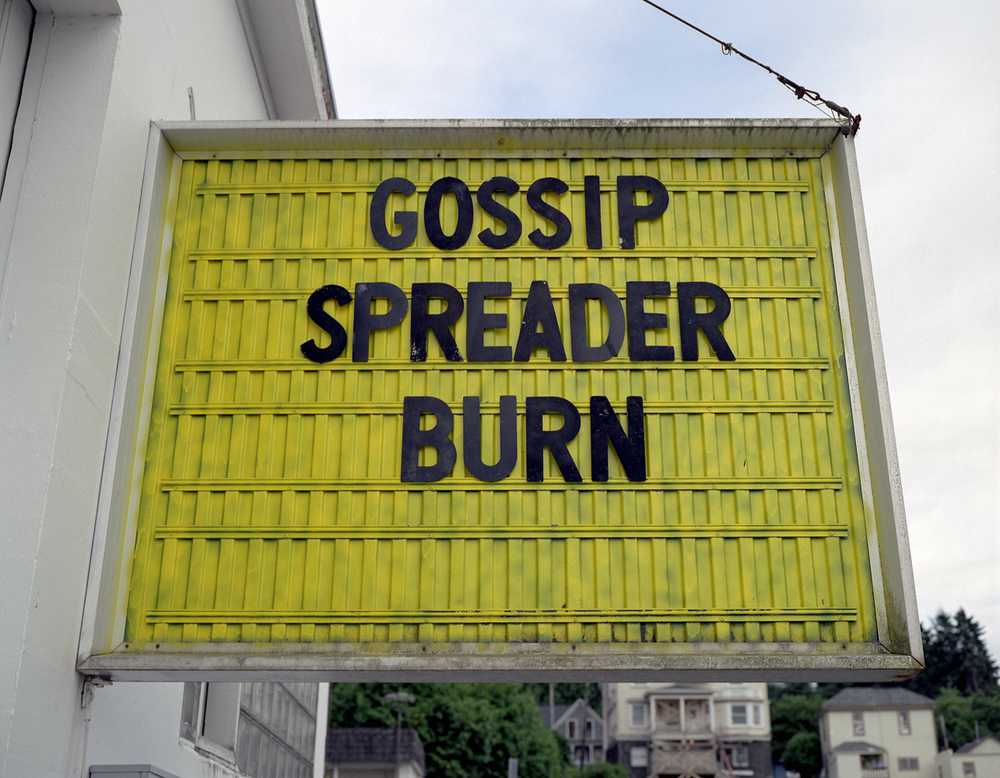 Gossip Spreader Burn