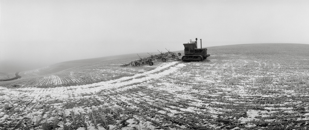 Tractor, Washington