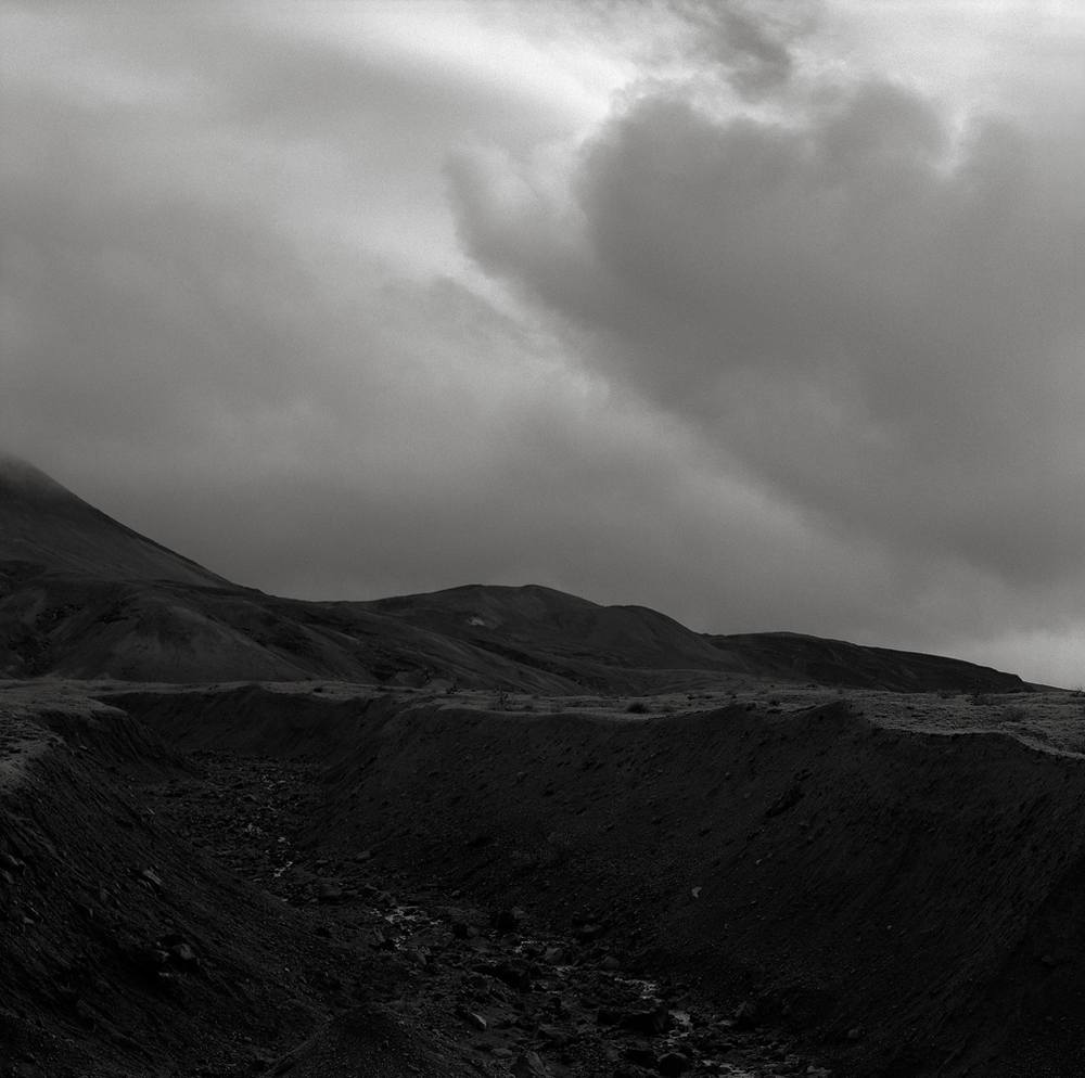 Near Mount St. Helens