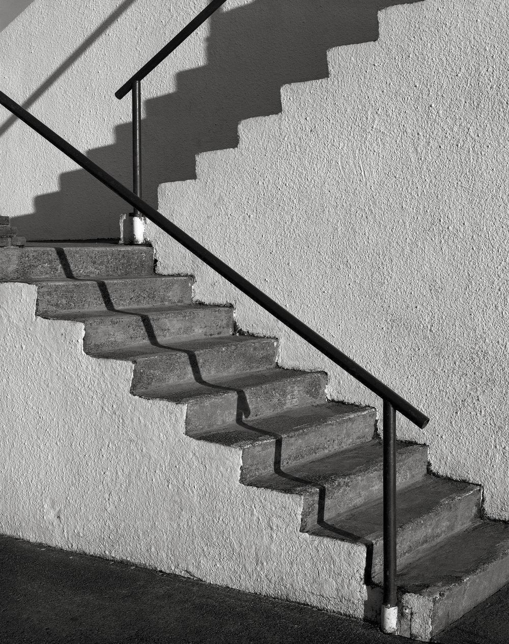 Steps, Portland