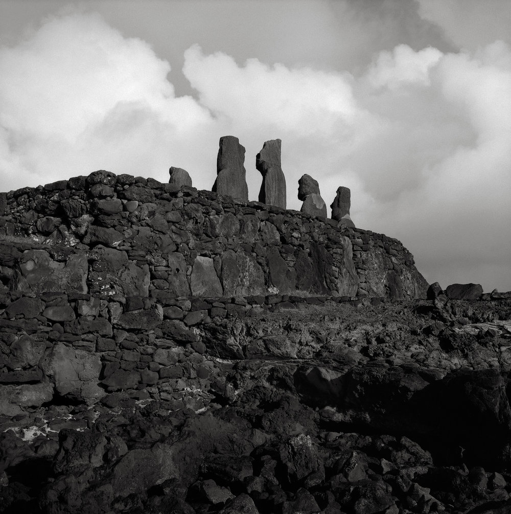 Ahu Vai Uri, Easter Island