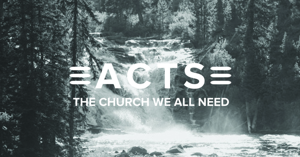 In the first two chapters of Acts we see how Jesus forms His church to be one that we all need.