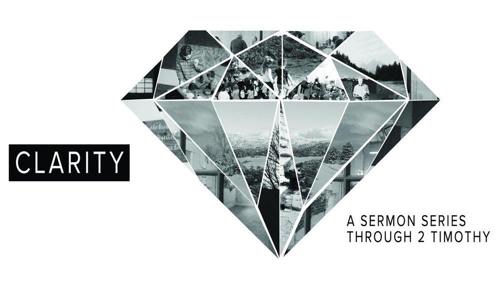 A sermon series through 2 Timothy.