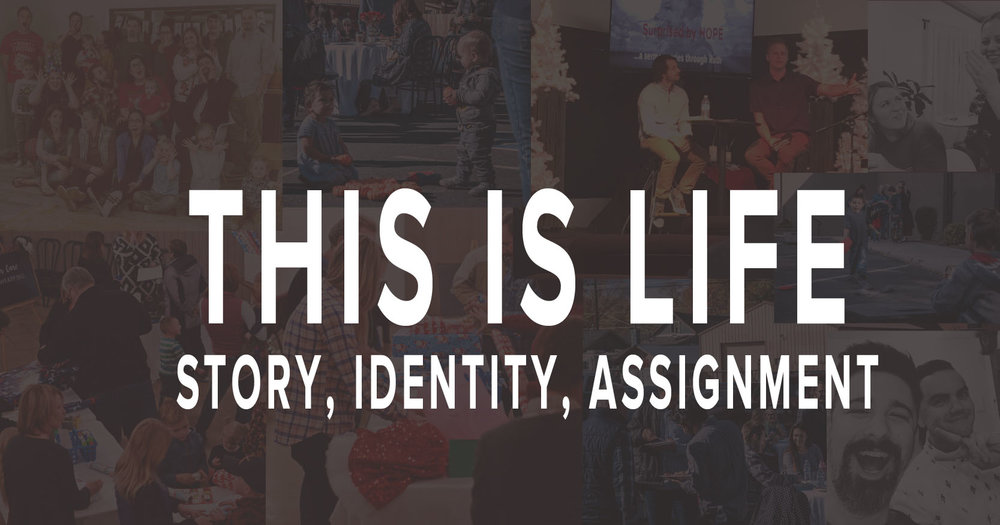 A series looking at story, identity, and assignment