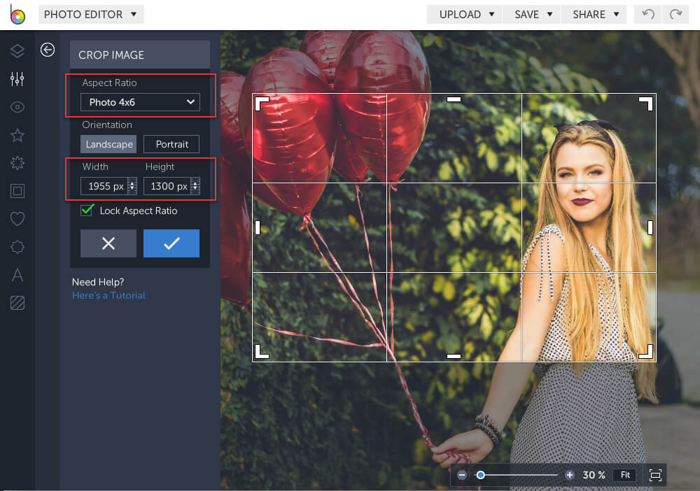 The Definitive Guide To Cropping And Resizing Images, BeFunky