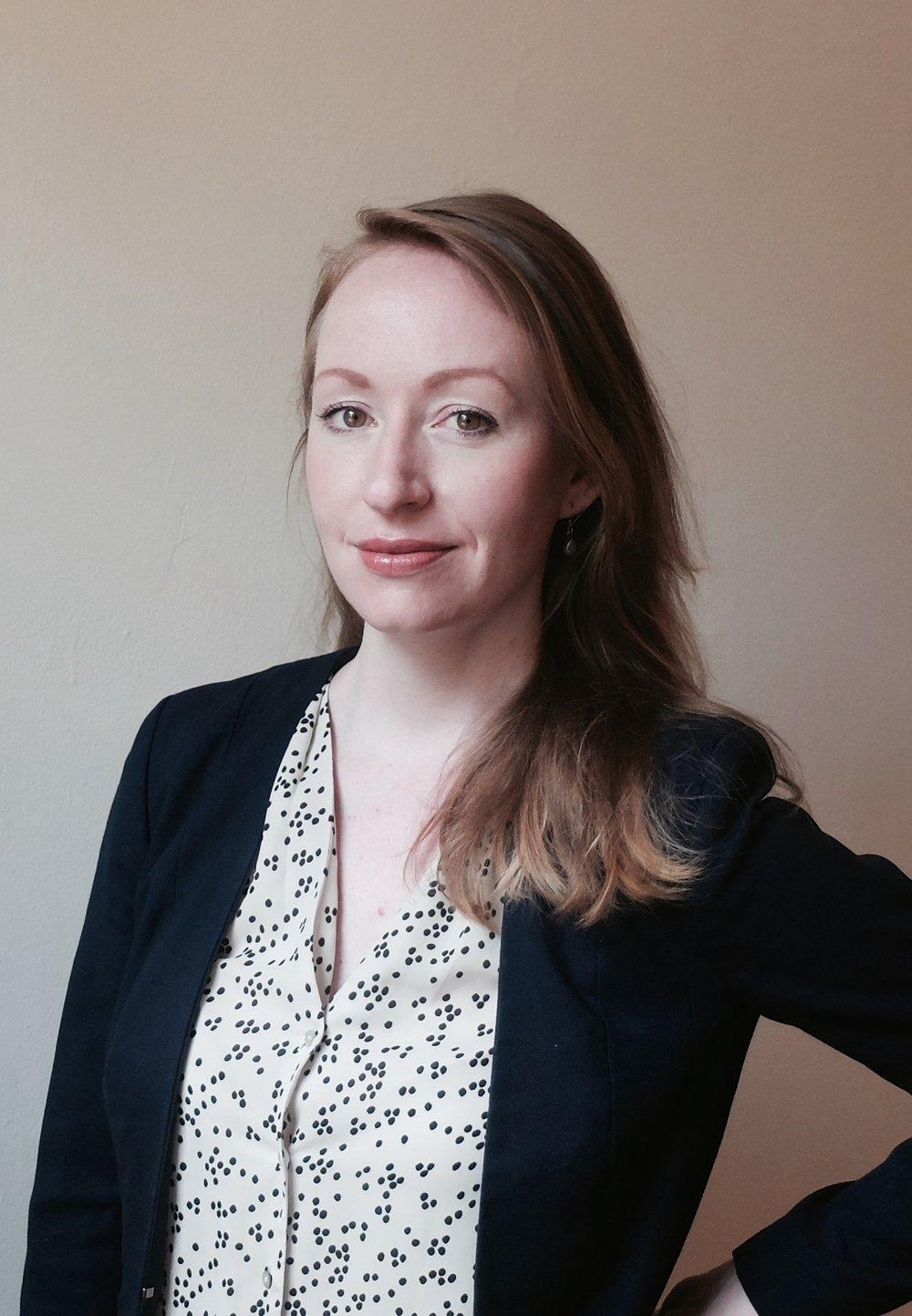 Anna Morath -Senior Editor University of Leiden