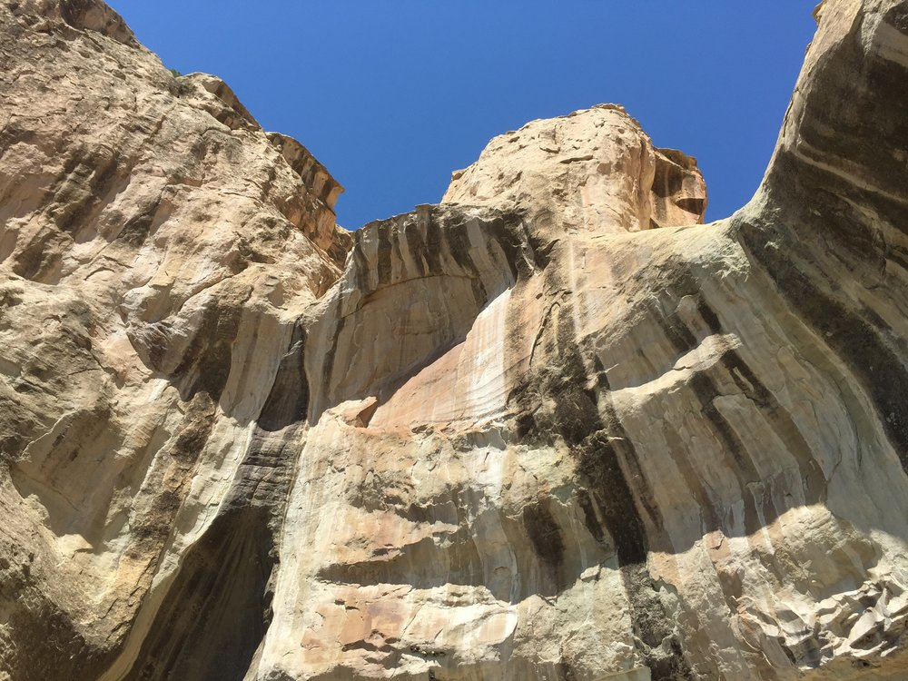 El Morro National Monument near Zuni, NM (ca: 2015)