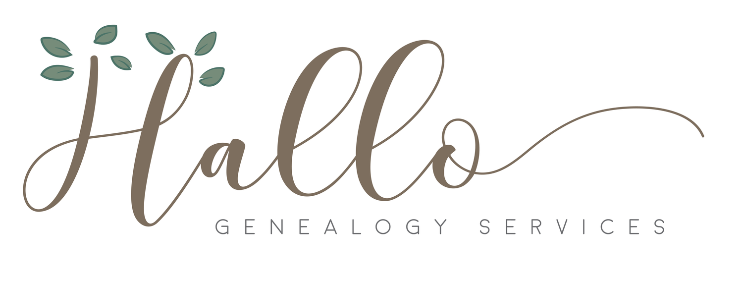 Hallo Genealogy Services