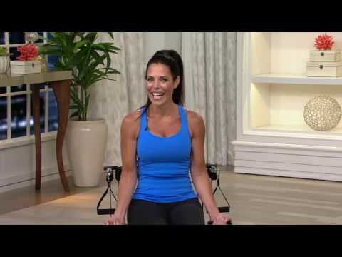 Master Gym Compact Fitness Chair with DVD and Wall Chart on QVC  sc 1 st  Carrie Wightman Fitness & Press Gallery u2014 Carrie Wightman Fitness
