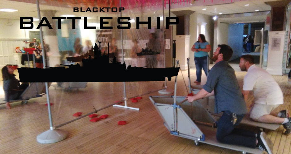 Blacktop Battleship