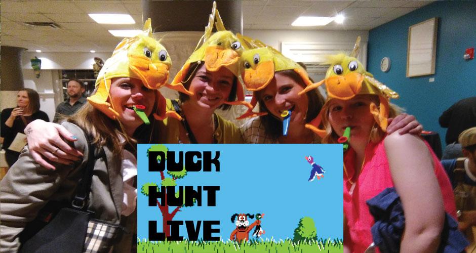 Duck Hunt Live